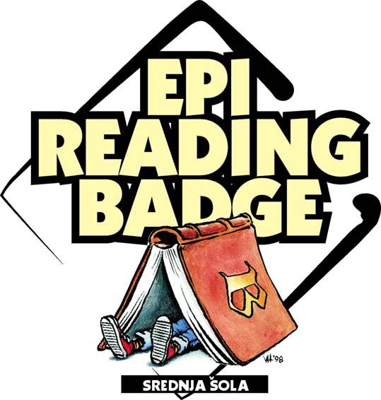 EPI Reading Badge 2018/2019