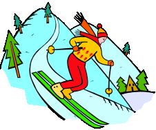 Zimski športni dan za 1. letnik